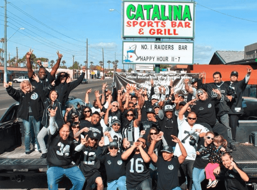 Sports-raiders-phoenix-catalinas