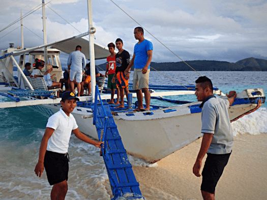 image-of-catamaran-in-palawan-philippines