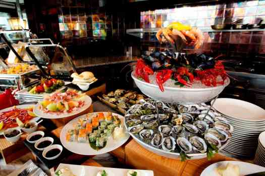 Hong-kong-cafe-deco-oyster-buffet