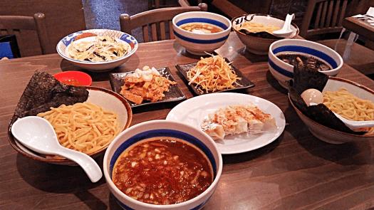 Japanese-dishes-at-taisho-ken-maruichi-credit-www.accidentaltravelwriter.net