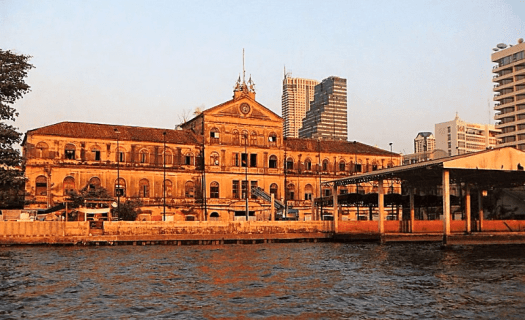 old-customs-house-bangkok-thailand