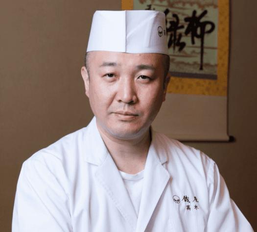 WGF Chef ShinichiroTakagi