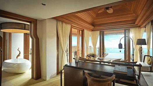 Thailand-koh-samui-hotel-ritz-carlson-room