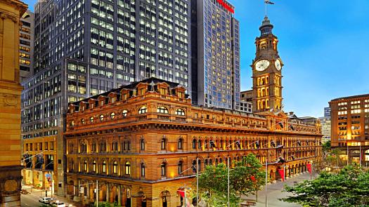 Australia-sydney-westin