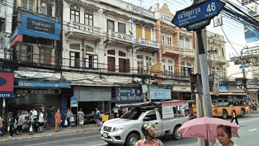 historic-shophouses-line-bangkok-street
