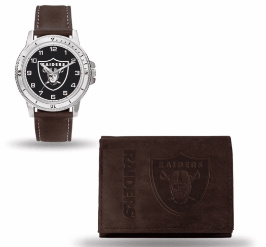 Raiders-watch-and-wallet-set