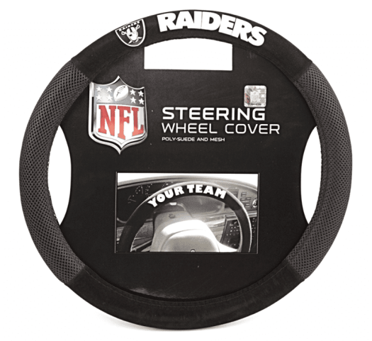 Raiders-sterring-wheel-cover