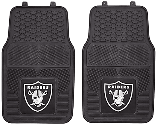 Raiders-car-mats