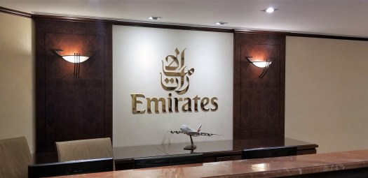 image-of-emirates-airline-hong-kong-airport-business-class-lounge-entrance
