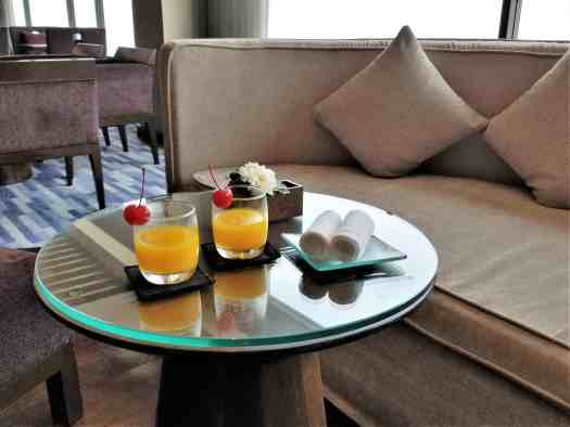 image-of-welcome-drink-at-amari-ocean-pattaya-resort-hotel