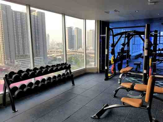 image-of-lancaster-bangkok-hotel-free-weights