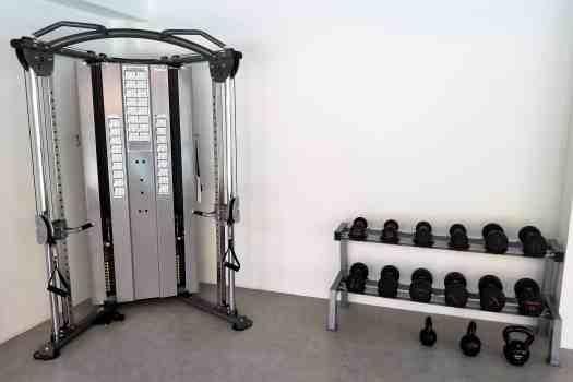 image-of-proud-phuket-thailand-hotel-gym-resistance-training-and-dumbbells