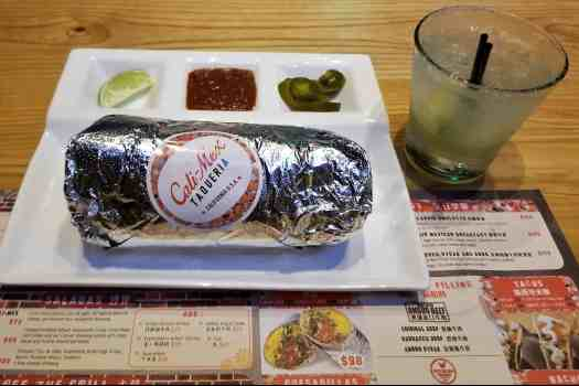 image-of-chicken-burrito-at-mexican-restaurant