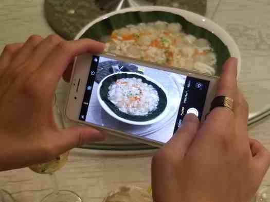 鮮蟹肉燴明珠