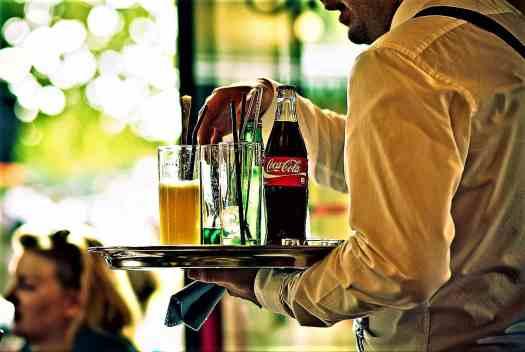 image-of-waiter-serving-drinks