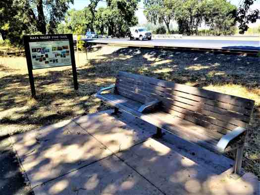 image-of-napa-valley-vine-trail-park-bench