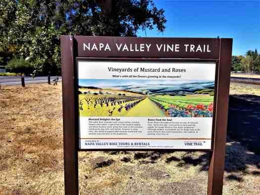 image-of-napa-valley-vine-trail-signage