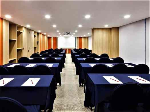 conference room at travelodge dongdaemun in seoul korea