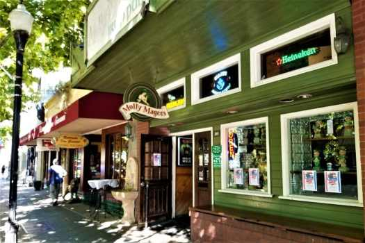 Restaurant Crawl Through Downtown Mountain View California