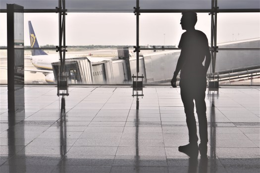 passenger-looking-at-plane