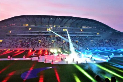 gay-games-opening-ceremony-in-paris-france