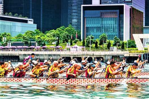 dragon-boat-races-on-victoria-harbour-hong-kong