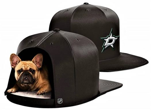 nhl-dallas-stars-indoor-pet-bed (2)