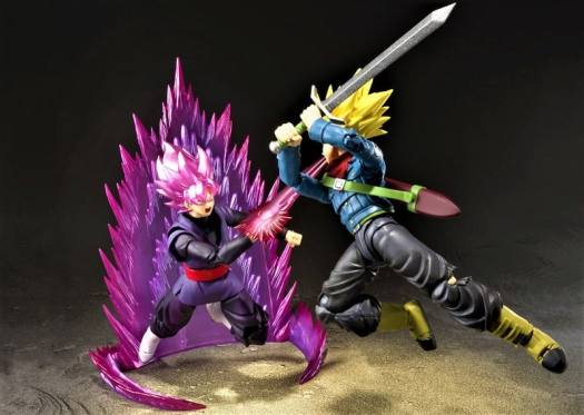 dragonball-statues-in-combat