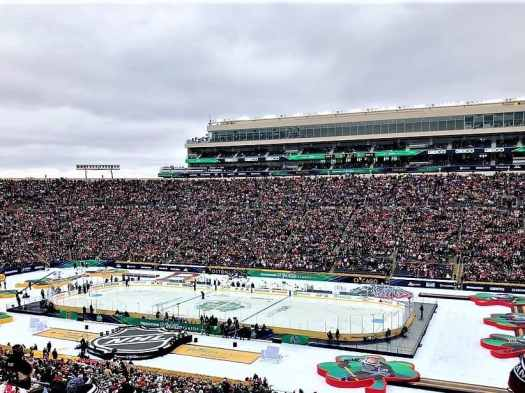 outdoor-ice-hockey-game-at-notre-dame-stadium