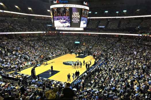 fedexforum-in-memphis-tennessee