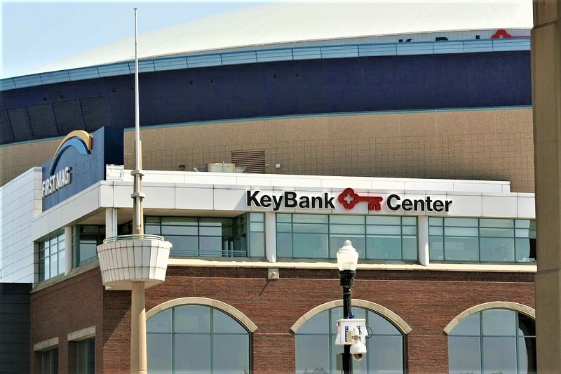keybank-center-in-buffalo-new-york