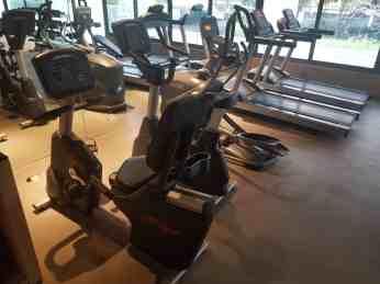 Cardio vasculr equipment.. Photo Credit: Accidental Travel Writer.