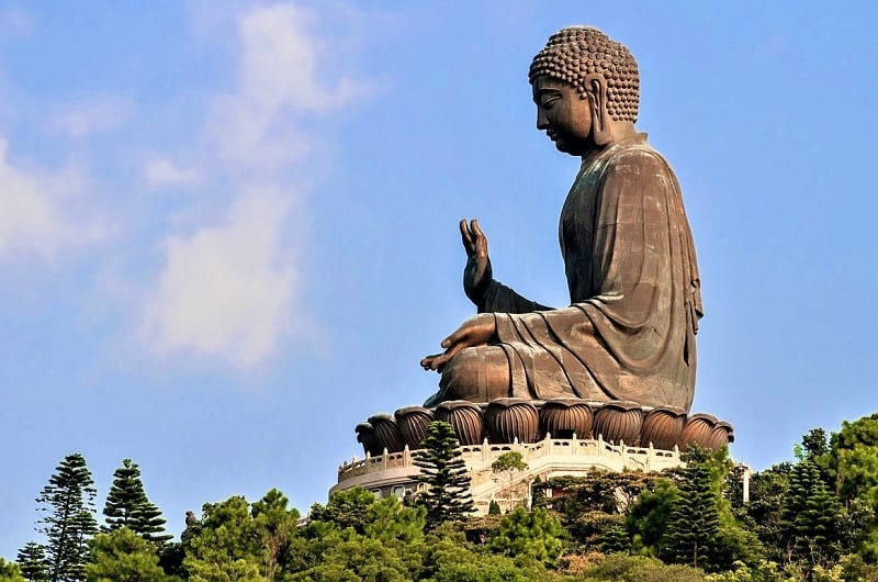 hong-kong-big-buddha-on-lantau-island