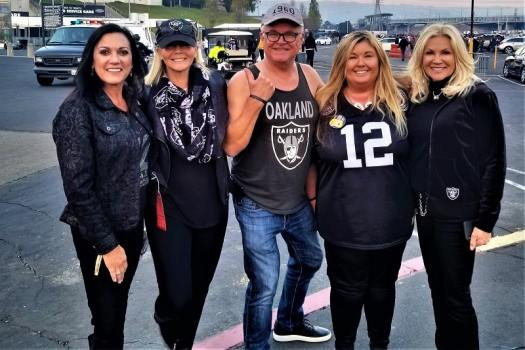 Raider-fans-at-Oakland-Coliseum-in-Oakland-California
