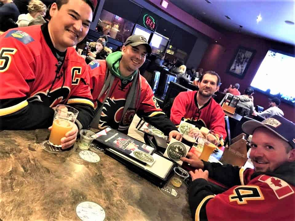 Top 26 Calgary Flames Sports Bars Accidental Travel Writer