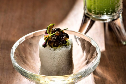 chinese-five-elements-dinner-chilled-bamboo-pith