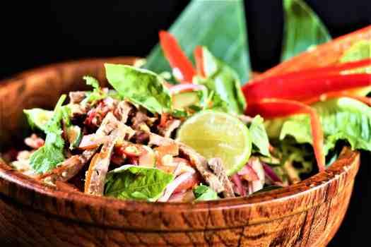 spicy-Thai-beef-salad
