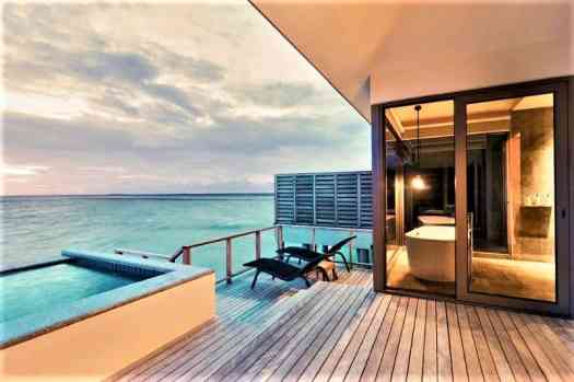 over-water-villa-with over-water-pool