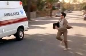 ambulance chasing
