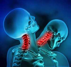 back pain injury caused from car wreck