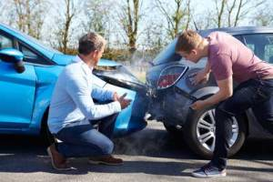 Common Injuries with Rear End Car Accidents