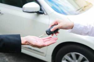 Insurance company making it easy to fix your car