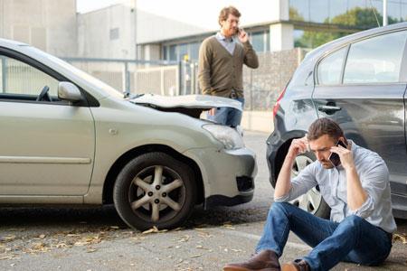 car accident North Augusta sc