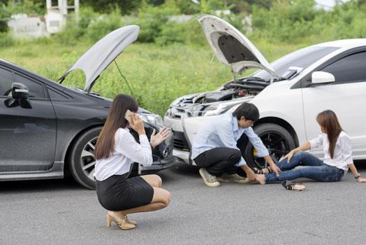 Houston Auto Accident Injury Clinics