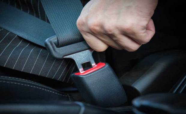 auto accident seat belt injuries