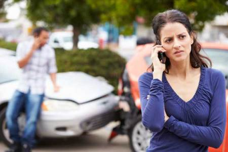 Comon mistakes people make after a car accident