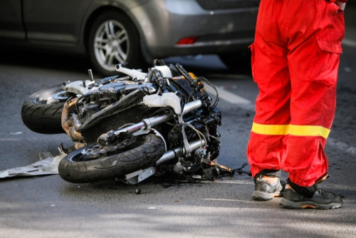 Common Injuries of Motorcycle Accidents