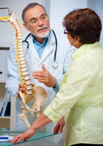 Interventional pain management doctor