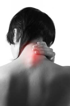 Neck pain treatment offered at Accident Pain Care of Miami Lakes.