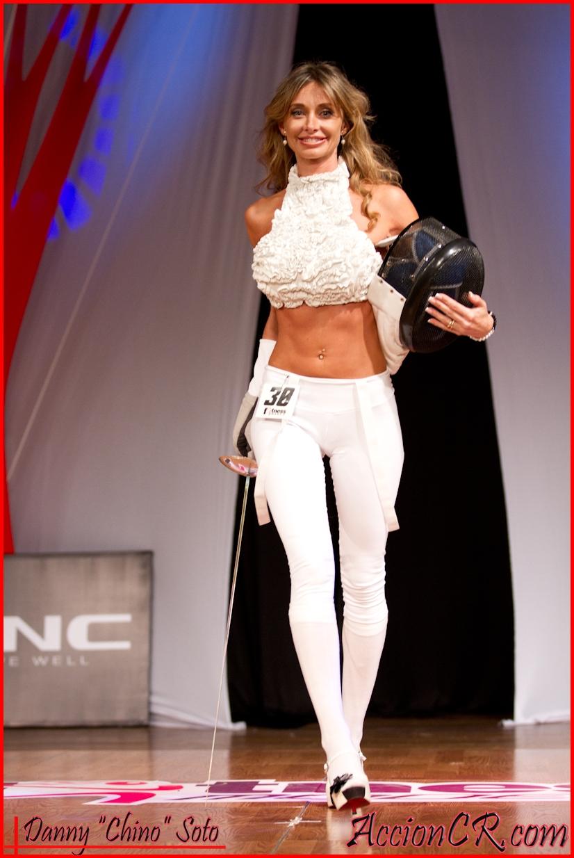 Fitness Models Eliminatoria  AccionCR